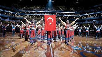 """NBA'de halaylı """"Türk Gecesi"""""""