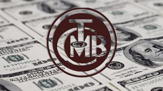 MB rezervleri 3,5 milyar dolar arttı
