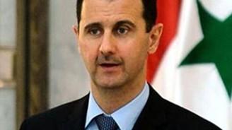 """Esad'dan Putin'e """"Ukrayna"""" desteği"""