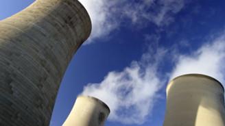 Nükleer santral, yapı malzemelerine yarayacak