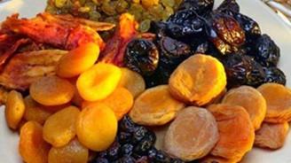 Kuru meyve ihracatı arttı