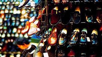 """Deride ihracatı """"ayakkabı"""" sırtladı"""