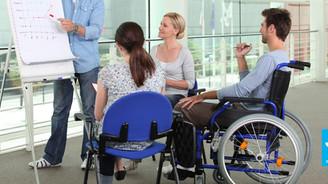 """Asgari ücretin belirlenmesinde """"engellilik"""" ayrımı yapılamayacak"""