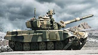 Suriye sınırına tank sevkıyatı