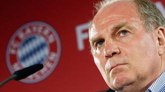 Bayern Münih Başkanı istifa etti