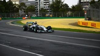 Nico Rosberg ilk sırada başlayacak