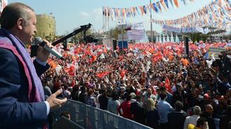 Başbakan Erdoğan mitinglere katılamadı