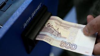 Rus Rublesi'ne 'altın' koruma