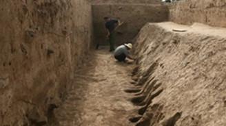 Çin'de antik saray kalıntıları bulundu