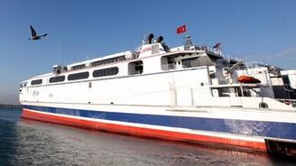 İDO'nun Marmara Adası seferleri 18 Nisan'da başlayacak