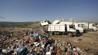 Katı atık miktarı 16 milyonu buldu