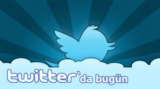 Twitter'da bugün