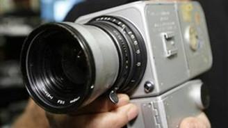 Ay'dan getirilen kamera 660 bin euroya satıldı