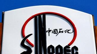 Sinopec'in net kârı yüzde 3.5 arttı
