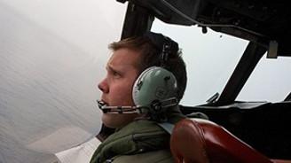 Kayıp uçağı arama çalışmaları sürüyor