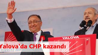 Yalova'da CHP kazandı