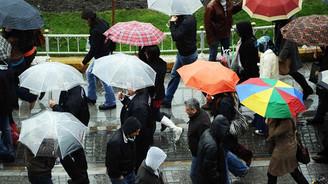 Kuvvetli yağış ve dolu uyarısı