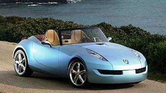Renault, yeni coupe roadster Wind'i görücüye çıkaracak