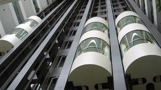 Asansörlerin üçte ikisi sakıncalı