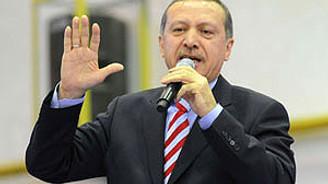 Erdoğan: Kara leke MHP'nin tarihine kazındı