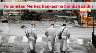 Yunanistan MB'ye bombalı saldırı