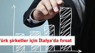 Türk şirketler için İtalya'da fırsat