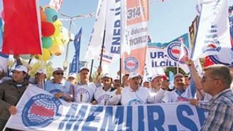 Memur-Sen, 1 Mayıs'ı Diyarbakır'da kutlayacak