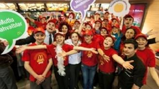 McDonald`s`dan Kazakistan atağı