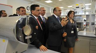 Tüpraş Ar-Ge Merkezi açıldı