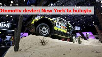 Otomotiv devleri New York'ta buluştu