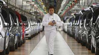 Almanya sanayi üretiminde sürpriz artış