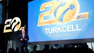 Turkcell, 20'nci yılını müşterileriyle kutlayacak