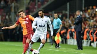 Galatasaray'a şok yenilgi