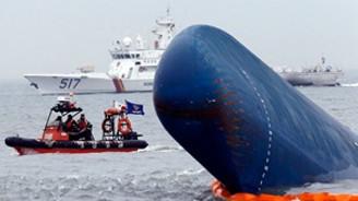 Güney Kore'de batan feribotta ölü sayısı artıyor