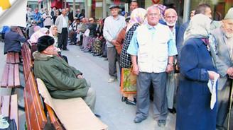 'BAĞ-KUR emeklisi açlık sınırında maaş alıyor'
