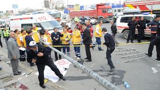 Ankara'da feci kaza: En az 3 ölü çok sayıda yaralı var