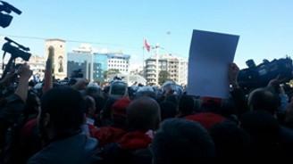 Taksim'de sendikacılara 1 Mayıs müdahalesi