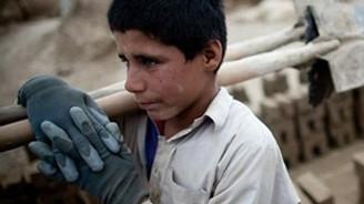 ILO'nun 'Çocuk İşçiliğe Kırmızı Kart' kampanyası