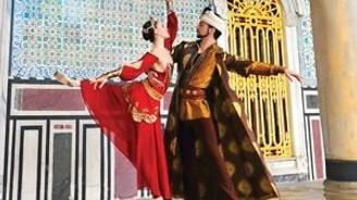 Hürrem Sultan balesine Almanya'dan davet