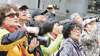 Turizmde Çin ve Hindistan umudu