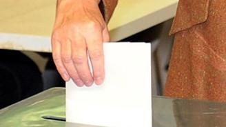 Gümrük kapılarında oy verme işlemi başladı