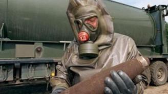 Suriye'nin kimyasal silah stoku imha edildi