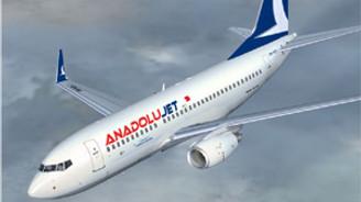 Anadolujet, Stockholm ve Kopenhag'a uçacak
