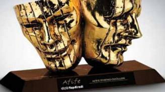 """""""Afife Tiyatro Ödülleri"""" sahiplerini buldu"""