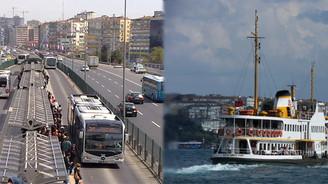 İstanbul'da ulaşım normale döndü