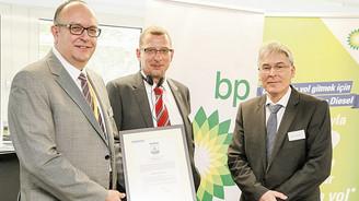 BP'nin Türkiye'ye özel akaryakıtına TÜV garantisi