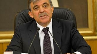 Cumhurbaşkanı Gül, Mutlu'yu kabul etti