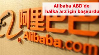 Alibaba ABD'de halka arz için başvurdu