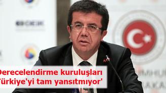 'Derecelendirme kuruluşları Türkiye'yi tam yansıtmıyor'