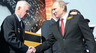 Putin'den Kırım'a ilk ziyaret